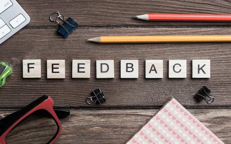 create a culture of continuous feedback