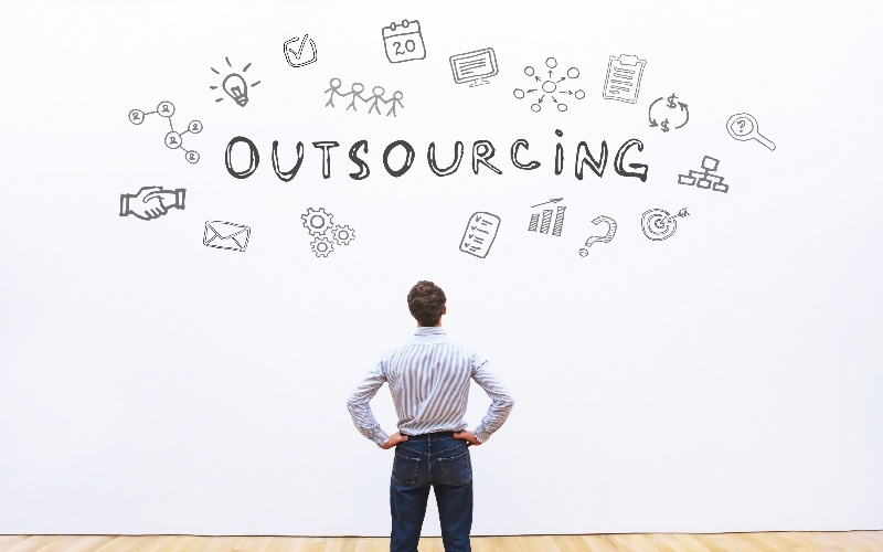Outsourcing HR For Startups/MSMEs!