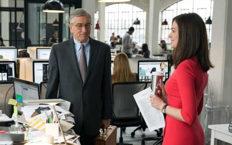5 Internship Lessons From The Movie – The Intern!